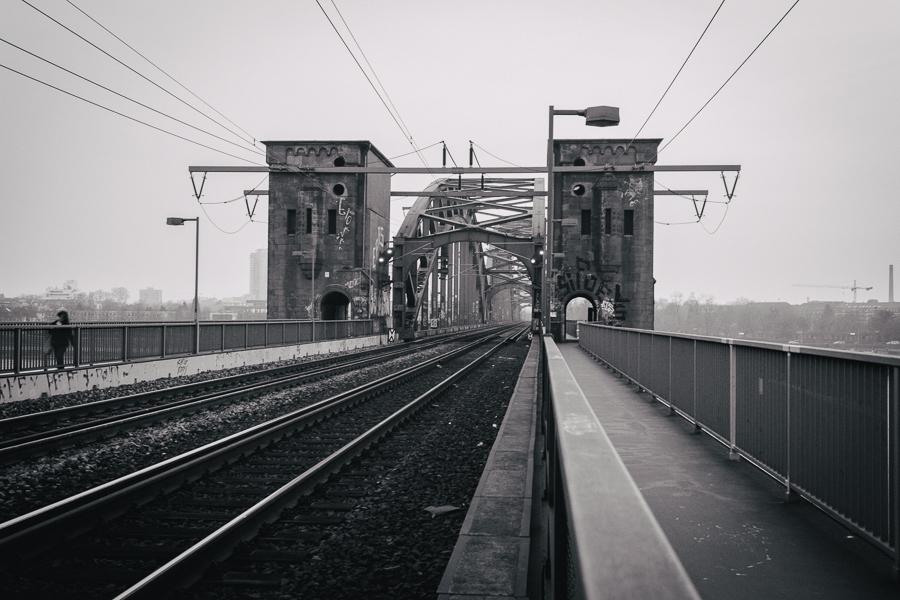 s/w Südbrücke Köln