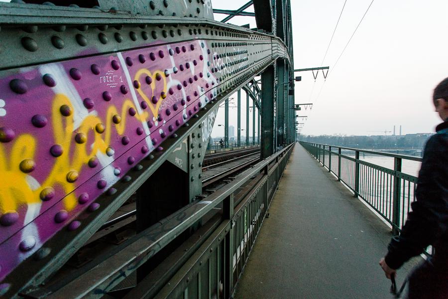 Südbrücke, Köln