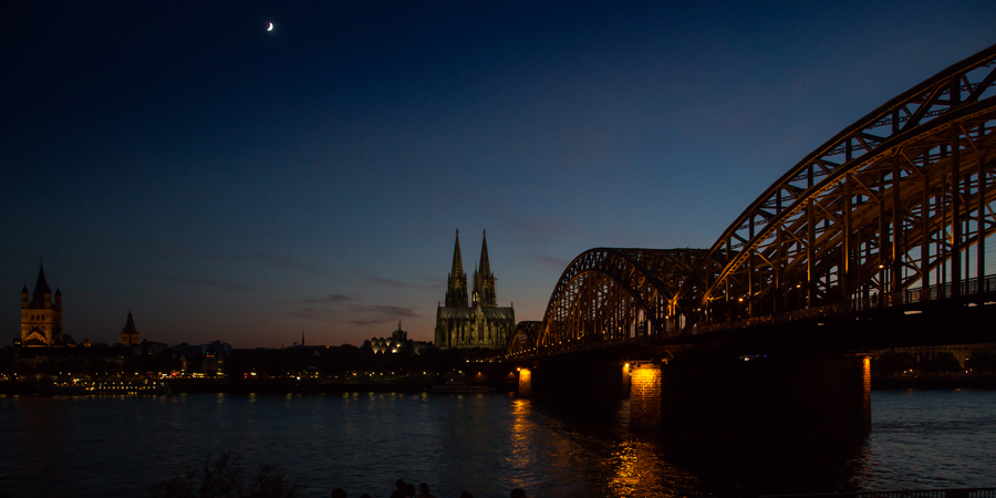 Cologne by Night.