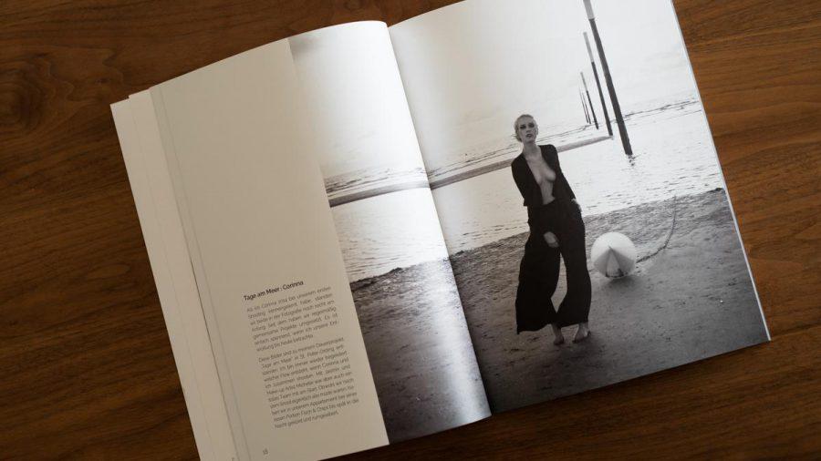 Boris Bethge, Fine-Art-Magazine, Ausgabe 01